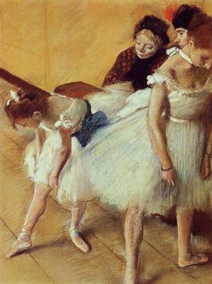 The Dancing Examination 1880 Denver Art Museum USA