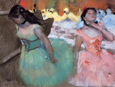 The Entrance of the Masked Dancers circa 1879 1882 Sterling and Francine Clark Art Institute USA