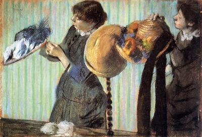The Little Milliners 1882 Nelson Atkins Museum of Art USA