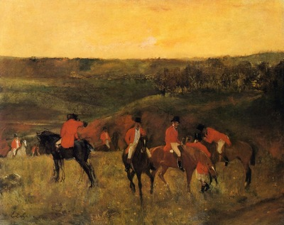 The Start of the Hunt 1863 1865 PC