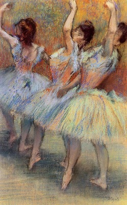 Three Dancers 1888 1893 PC