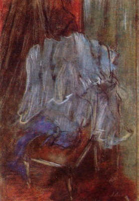 Vestment on a Chair 1887 PC
