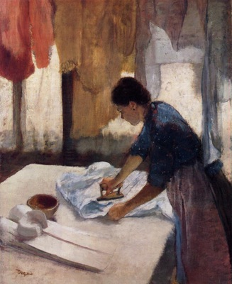 Woman Ironing circa 1887 National Gallery of Art Washington USA