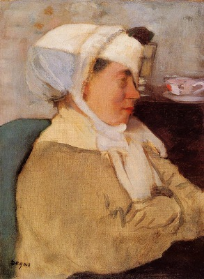 Woman with a Bandage 1871 1873 Detroit Institute of the Arts USA