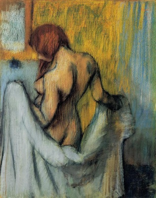 Woman with a Towel 1898 Metropolitan Museum of Art USA