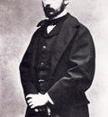 1865 Edgar Degas jeune homme Photographie Paris Bibliotheque nationale