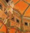 Edgar Degas Miss Lala au cirque Fernando