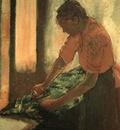 Degas Hilaire Germain Edgar La Repasseuse