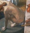 Edgar Degas Le Tub