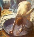 Le Tub Pastel 70x70 cm Farmington Hill Stead Museum