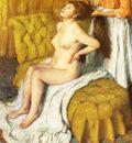 La Toilette Pastel sur papier 74x606 cm New York The Metropolitan Museum of Art