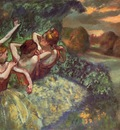 Four Dancers circa 1899 National Gallery of Art Washington USA