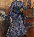 Helene Rouart also known as Madame Marin 1886 PC