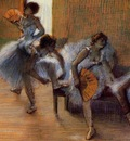 In the Dance Studio 1897 PC