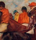 Jockeys 1882 Yale University Art Gallery USA