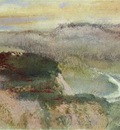 Landscape with Hills 1890 Museum of Fine Arts USA