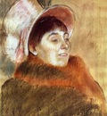 Madame Deitz Monin 1879 National Gallery of Art Washington USA