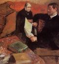Pagan and Degas Father 1895 PC