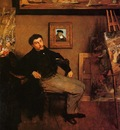 Portrait of James Tissot 1867 1868 Metropolitan Museum of Art USA