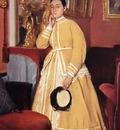 Portrait of Madame Edmondo Morbilli nee Therese De Gas 1869 PC