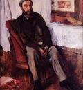 Portrait of a Man circa 1866 Brooklyn Museum of Art USA