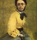 Princess Pauline de Metternich circa 1860 National Gallery London England