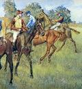 Race Horses circa 1873 Cleveland Museum of Art USA