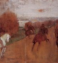 riders on a road 1864