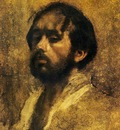 Self Portrait circa 1863 Private collection