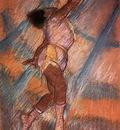 Study for La La at the Cirque Fernando 1879 Tate Britain England