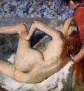 The Bath also known as Woman from Behind 1895 J  Paul Getty Museum USA