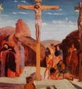 The Crucifixion after Mantegna 1861 Musee des Beaux Arts de Tours France