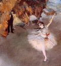 The Star also known as Dancer on Stage 1878 Musee d Orsay France