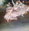 Three Ballet Dancers 1879 PC