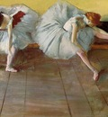 Two Ballet Dancers circa 1879 Shelburne Museum USA
