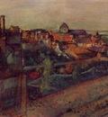 View of Saint Valery sur Somme circa 1896 1898 Metropolitan Museum of Art USA
