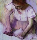 Woman Ironing 1882 1886 PC