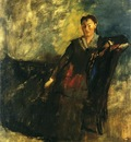 Woman Seated on a Canape 1868 1872 PC