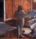 Woman at Her Toilette 1876 1877 Norton Simon Museum USA