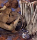 Woman in the Tub 1884 PC
