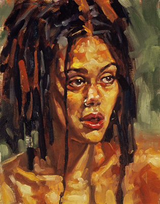 Megan Portrait