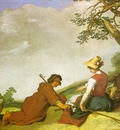 BLOEMAERT Abraham Shepherd And Shepherdess