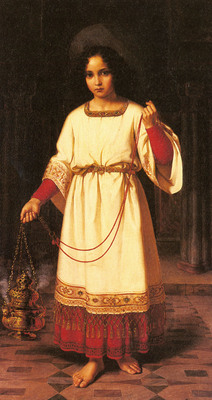 Solomon Abraham The Acolyte