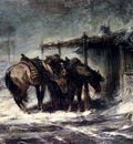 Schreyer Adolf Wallachian Blizzard