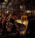 Menzel Adolf Vaon The Foundry
