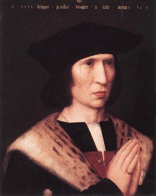 ISENBRANT Adriaen Portrait of Paulus de Nigro