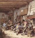 OSTADE Adriaen Jansz van Tavern Interior