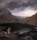 RICHTER Adrian Ludwig Pool In The Riesengebirge