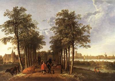CUYP Aelbert The Avenue At Meerdervoort