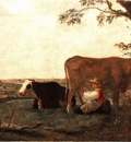 CUYP Aelbert The Dairy Maid